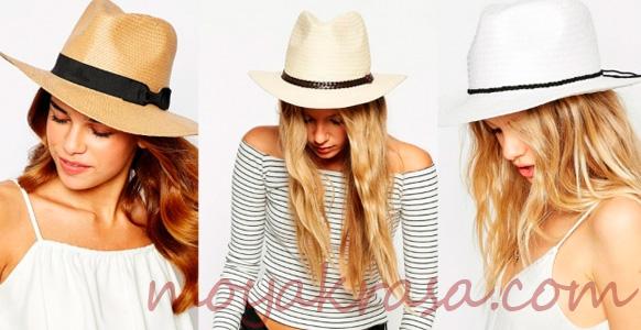 девушки в красивых шляпках