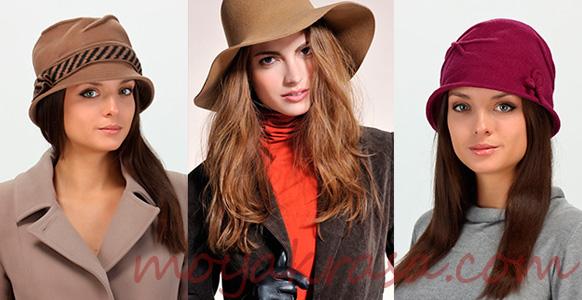 круглолицые девушки в шляпах