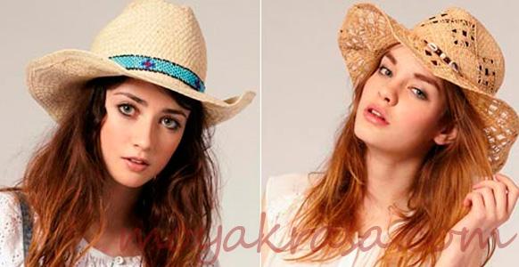 стильные модные шляпы для лета