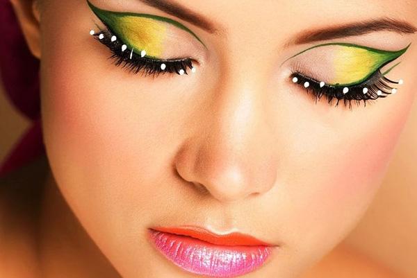 макияж для лета