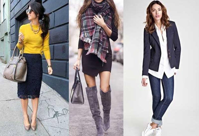 мода и стиль в женской одежде