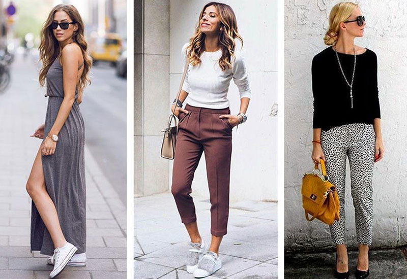 модный стиль в женской одежде
