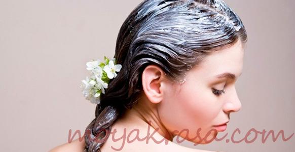 травяной бальзам для волос в домашних условиях